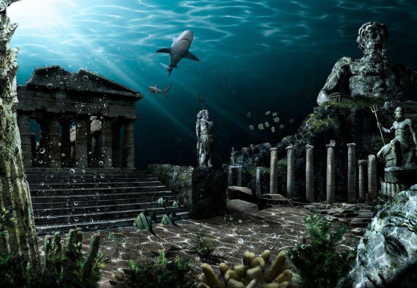 Atlantyda/ Fot. http://www.travelmarbles.com/